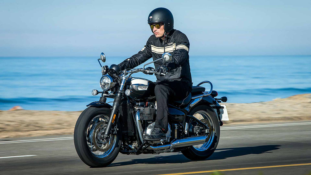 2018 Triumph Bonneville Speedmaster For Sale At Teammoto New Bikes